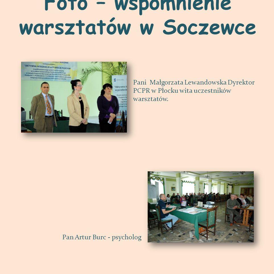 Foto – wspomnienie warsztatów w Soczewce
