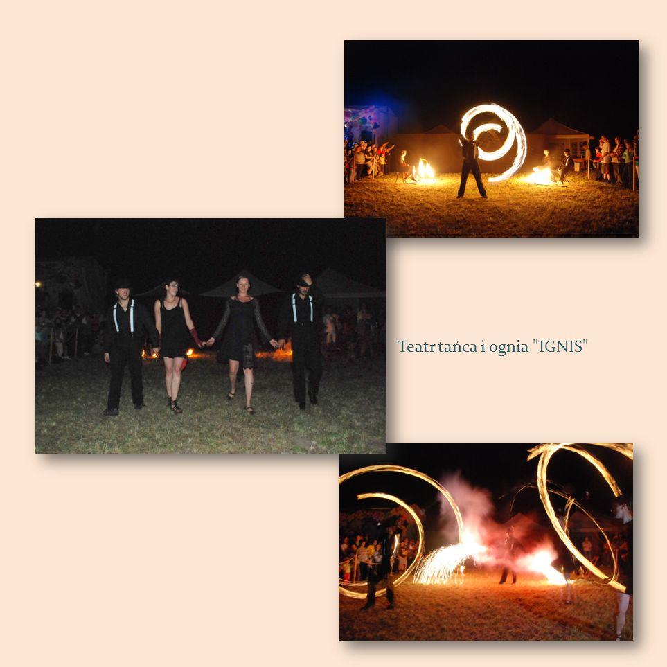 Teatr tańca i ognia IGNIS