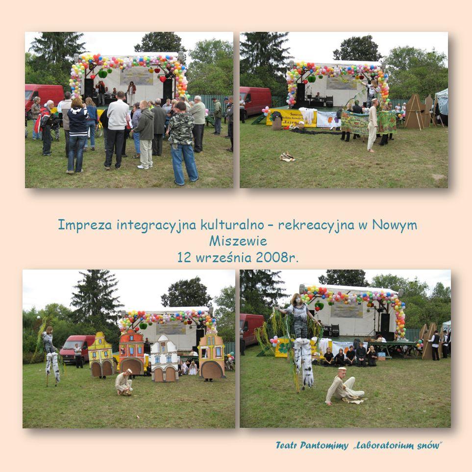 Impreza integracyjna kulturalno – rekreacyjna w Nowym Miszewie