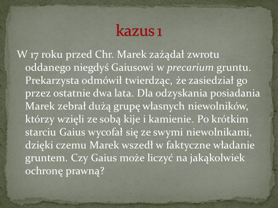 kazus 1