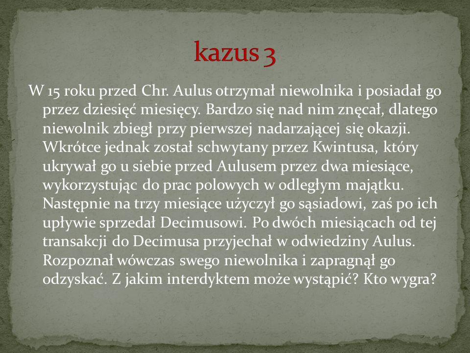 kazus 3
