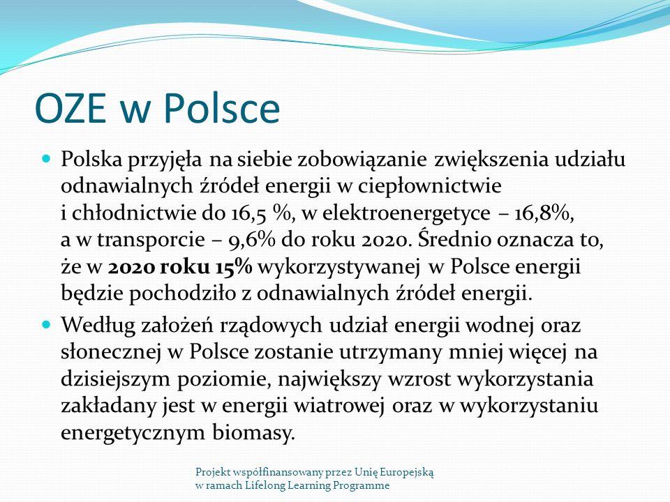 OZE w Polsce