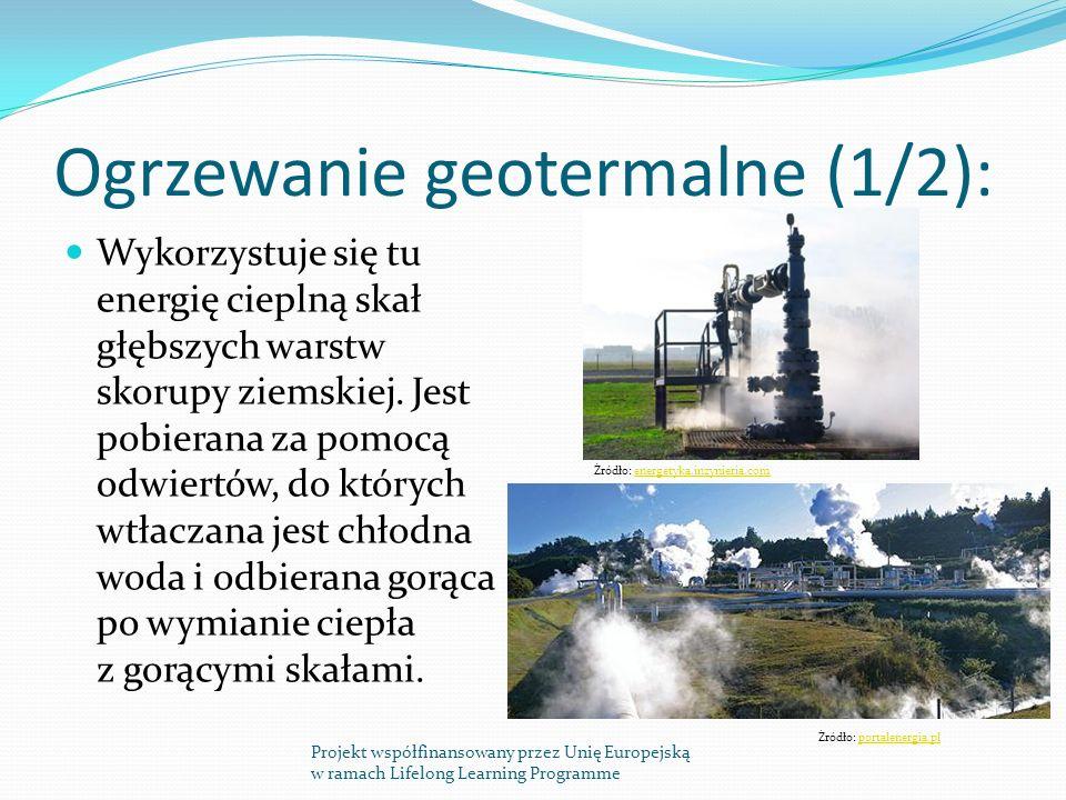 Ogrzewanie geotermalne (1/2):