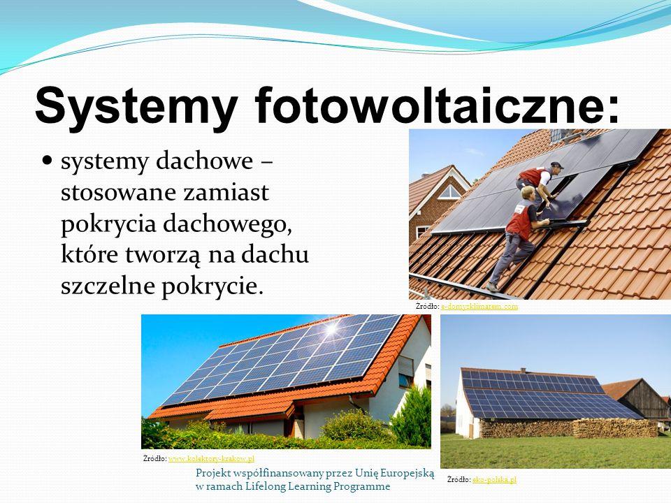 Systemy fotowoltaiczne: