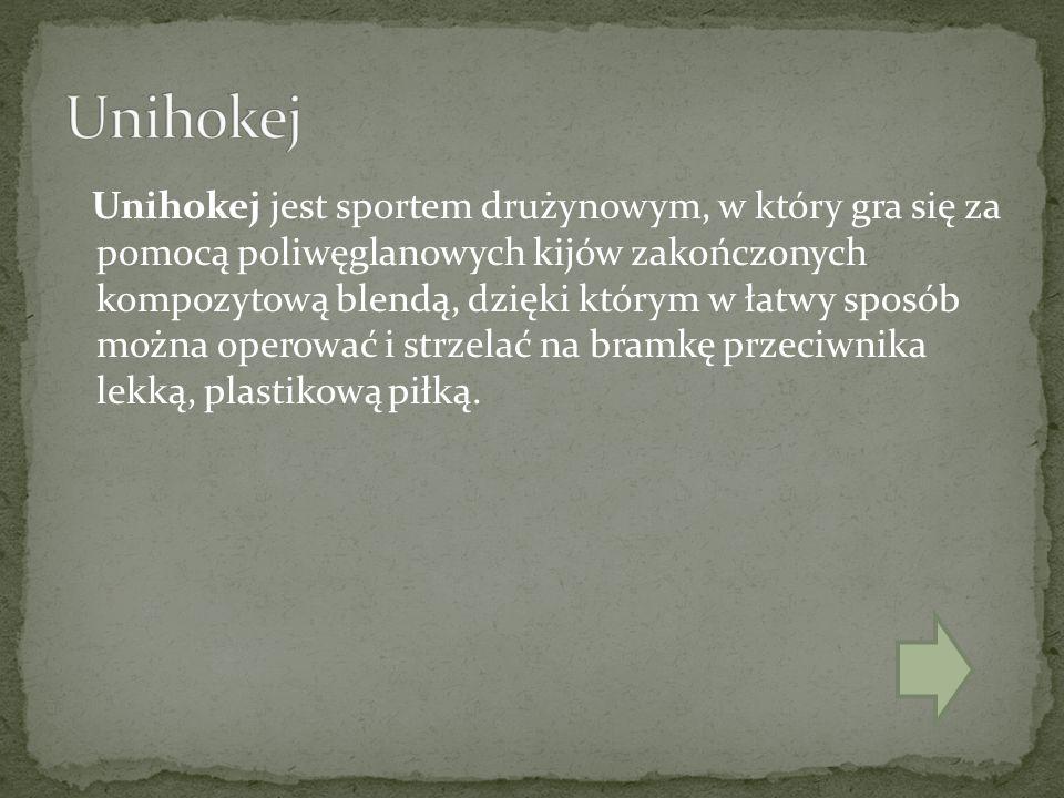 Unihokej