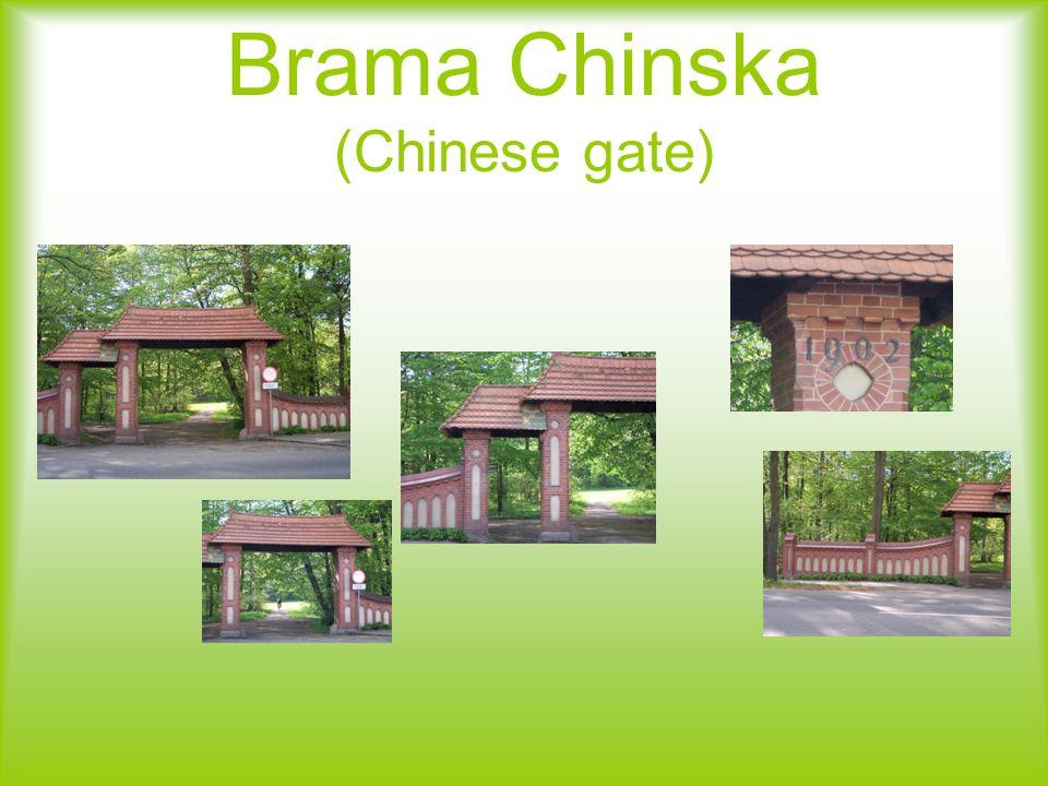 Brama Chinska (Chinese gate)