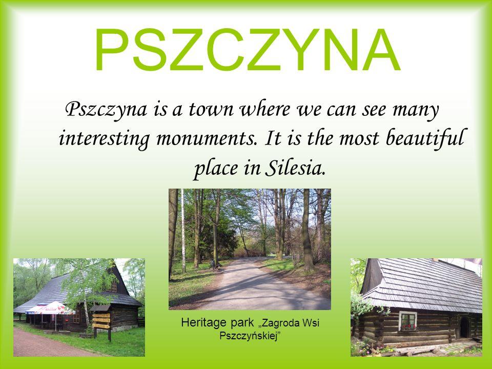 """Heritage park """"Zagroda Wsi Pszczyńskiej"""