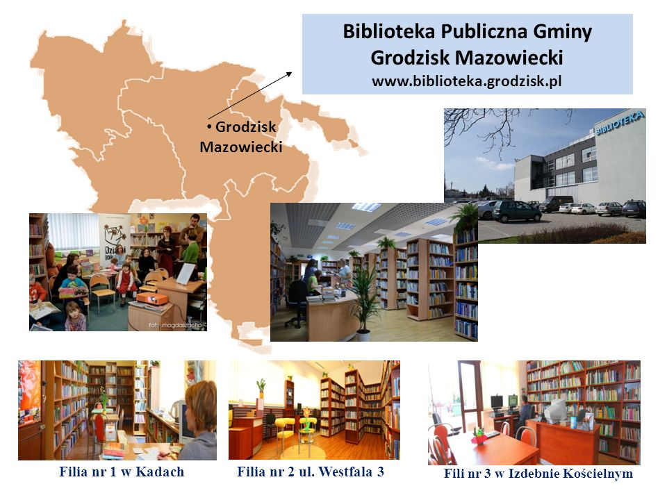 Biblioteka Publiczna Gminy Grodzisk Mazowiecki