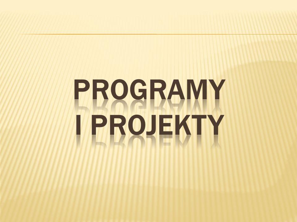 Programy i projekty