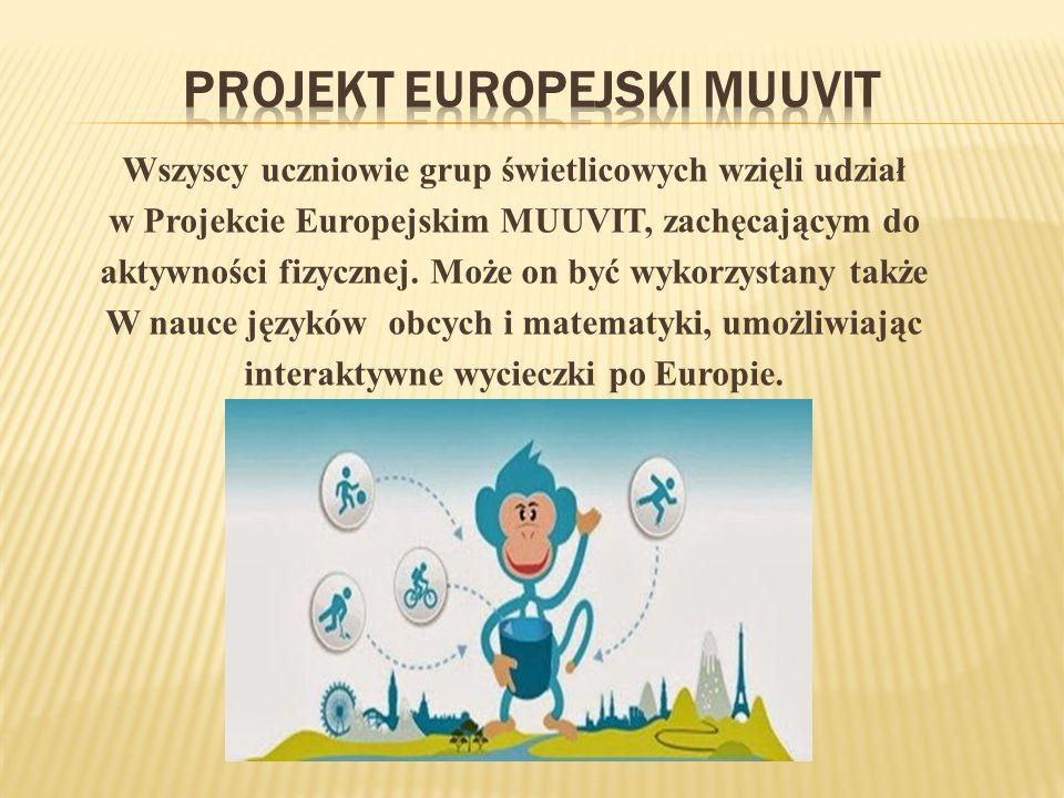 Projekt Europejski MUUVIT