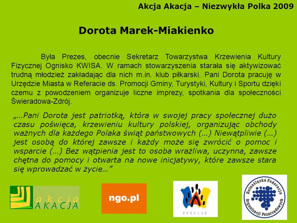 Dorota Marek-Miakienko