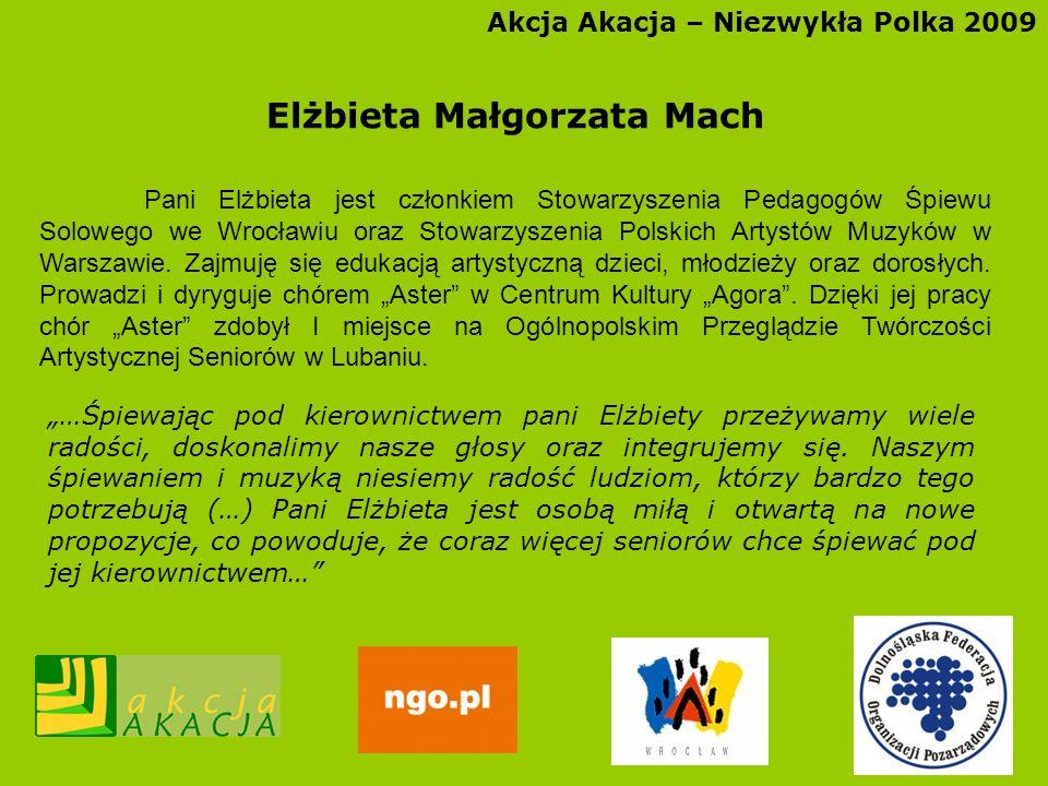 Elżbieta Małgorzata Mach
