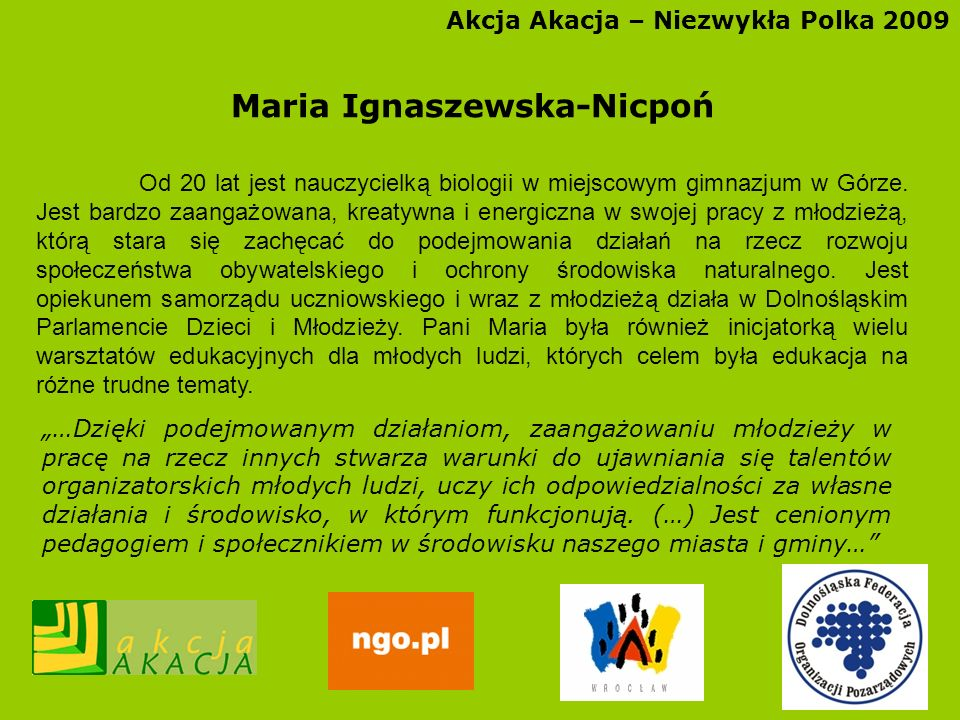 Maria Ignaszewska-Nicpoń