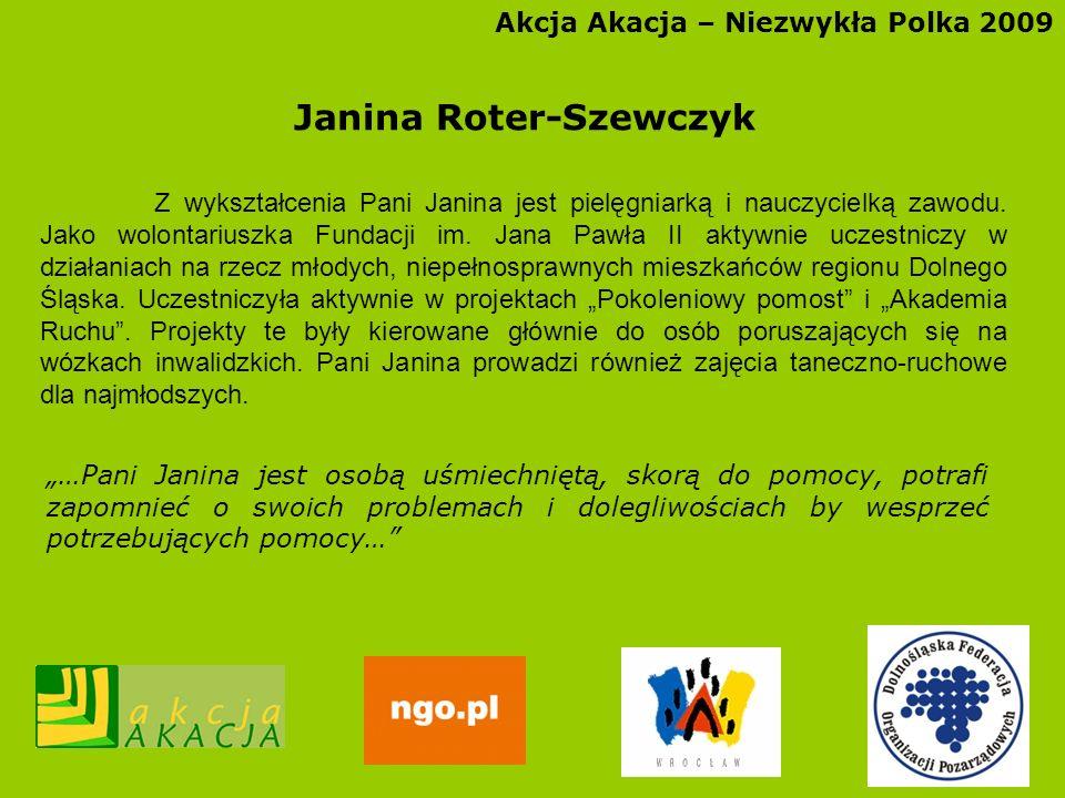 Janina Roter-Szewczyk