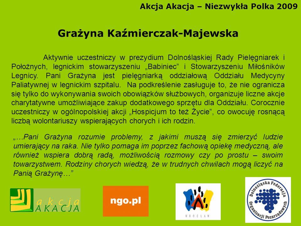 Grażyna Kaźmierczak-Majewska