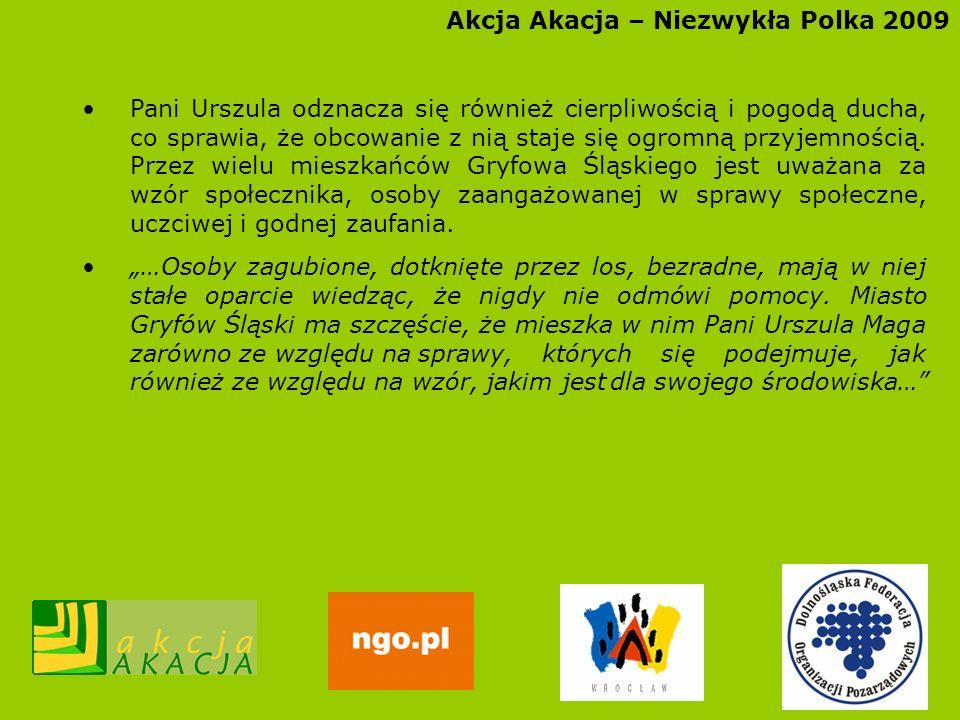 Akcja Akacja – Niezwykła Polka 2009