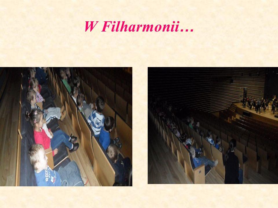 W Filharmonii…