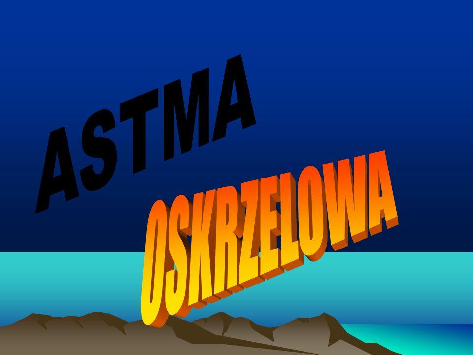 ASTMA OSKRZELOWA