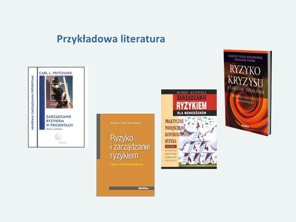 Przykładowa literatura