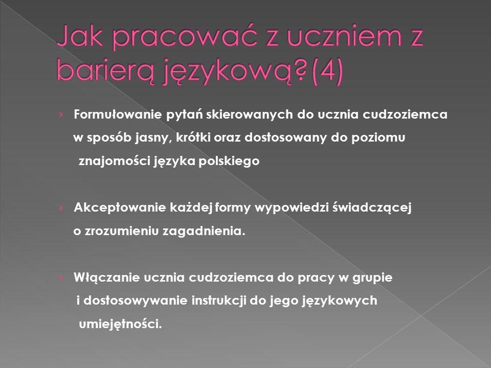 Jak pracować z uczniem z barierą językową (4)