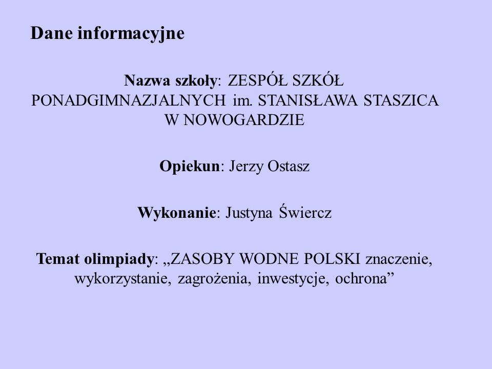Wykonanie: Justyna Świercz