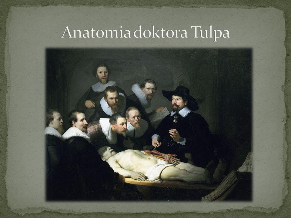 Anatomia doktora Tulpa