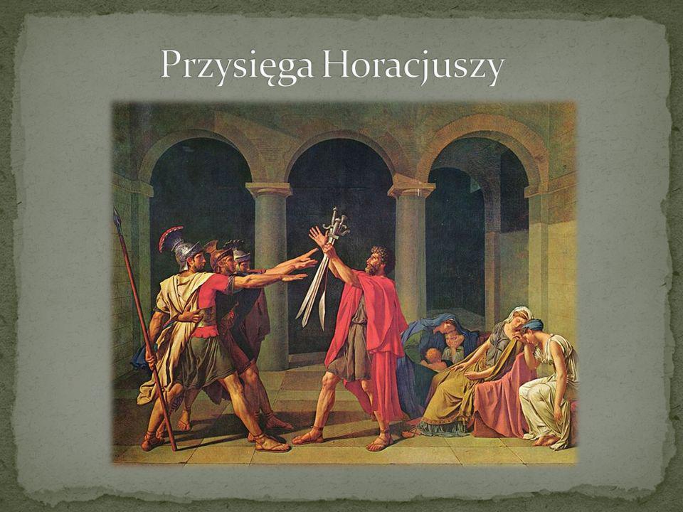 Przysięga Horacjuszy