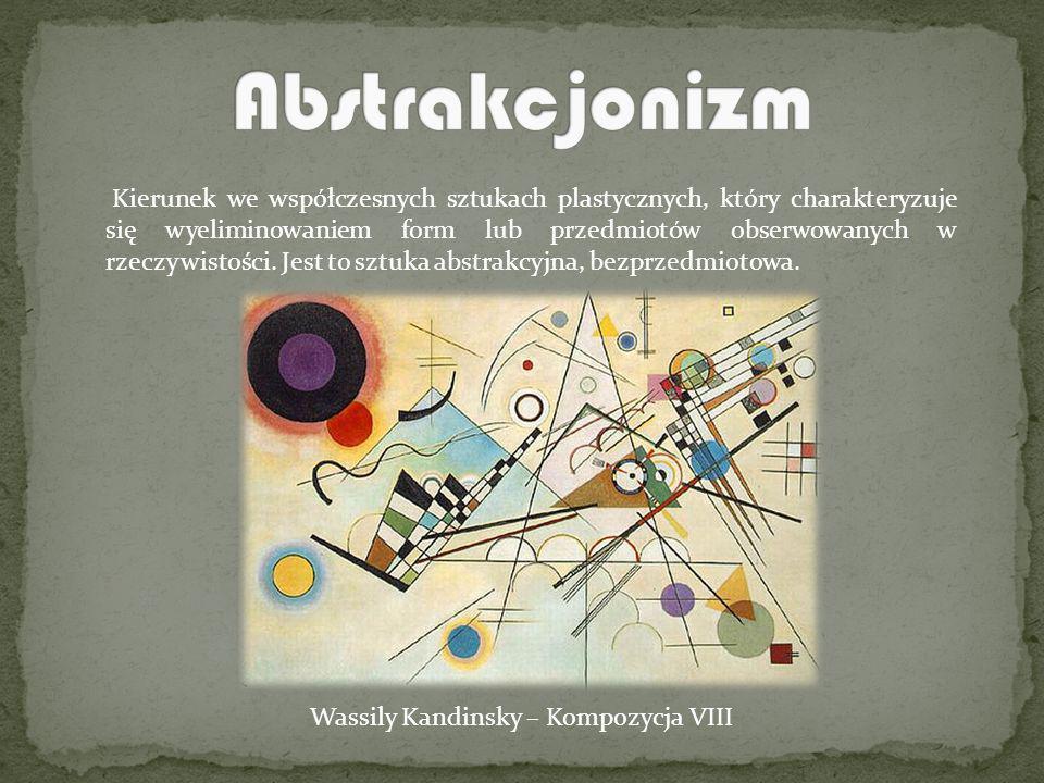Wassily Kandinsky – Kompozycja VIII