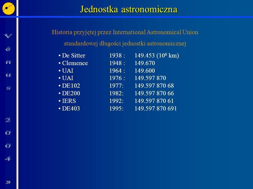 Jednostka astronomiczna