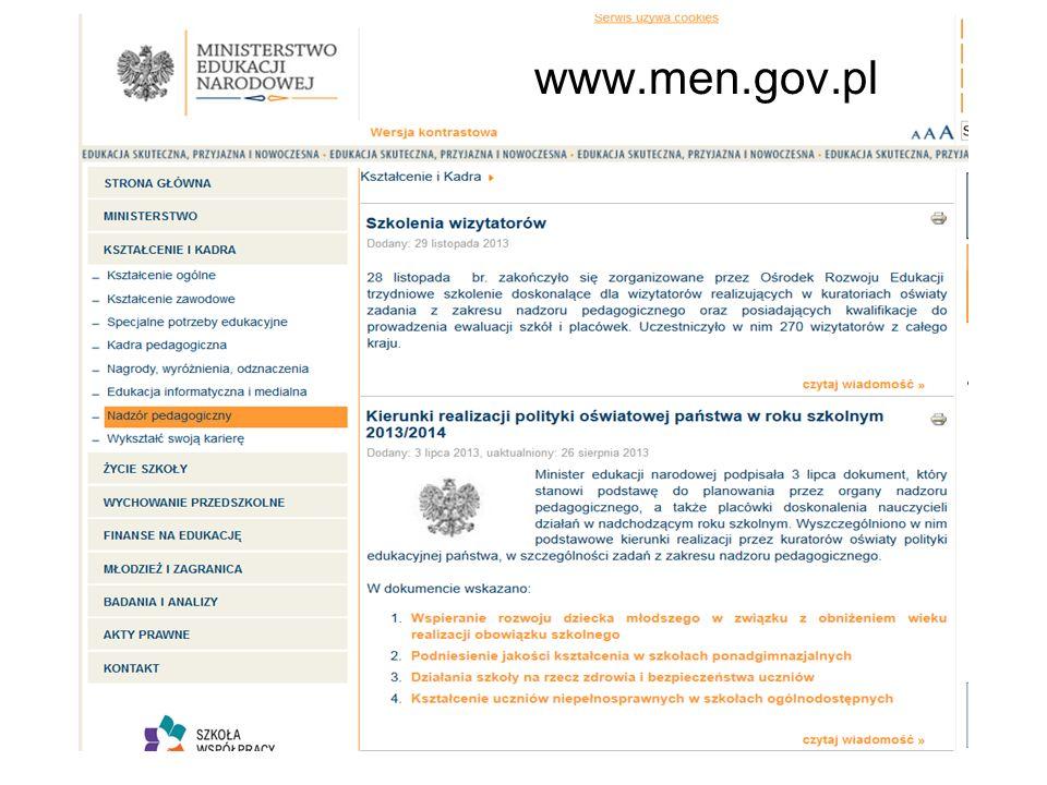 www.men.gov.pl