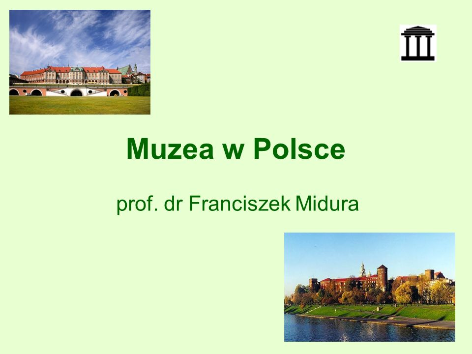 prof. dr Franciszek Midura