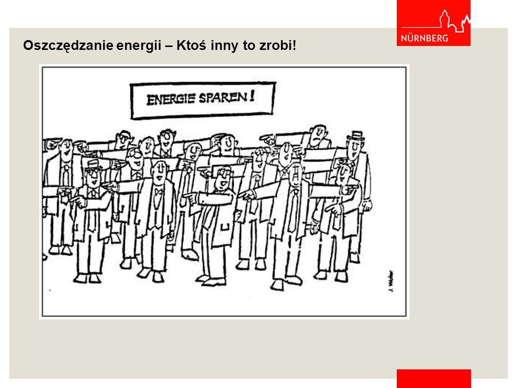 Oszczędzanie energii – Ktoś inny to zrobi!