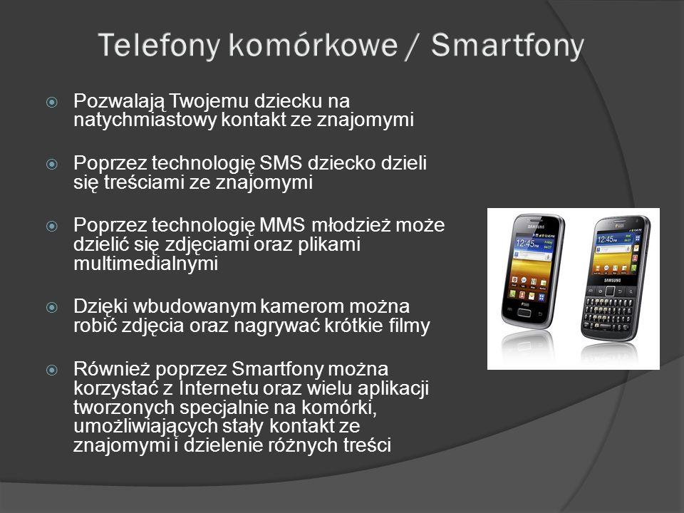 Telefony komórkowe / Smartfony