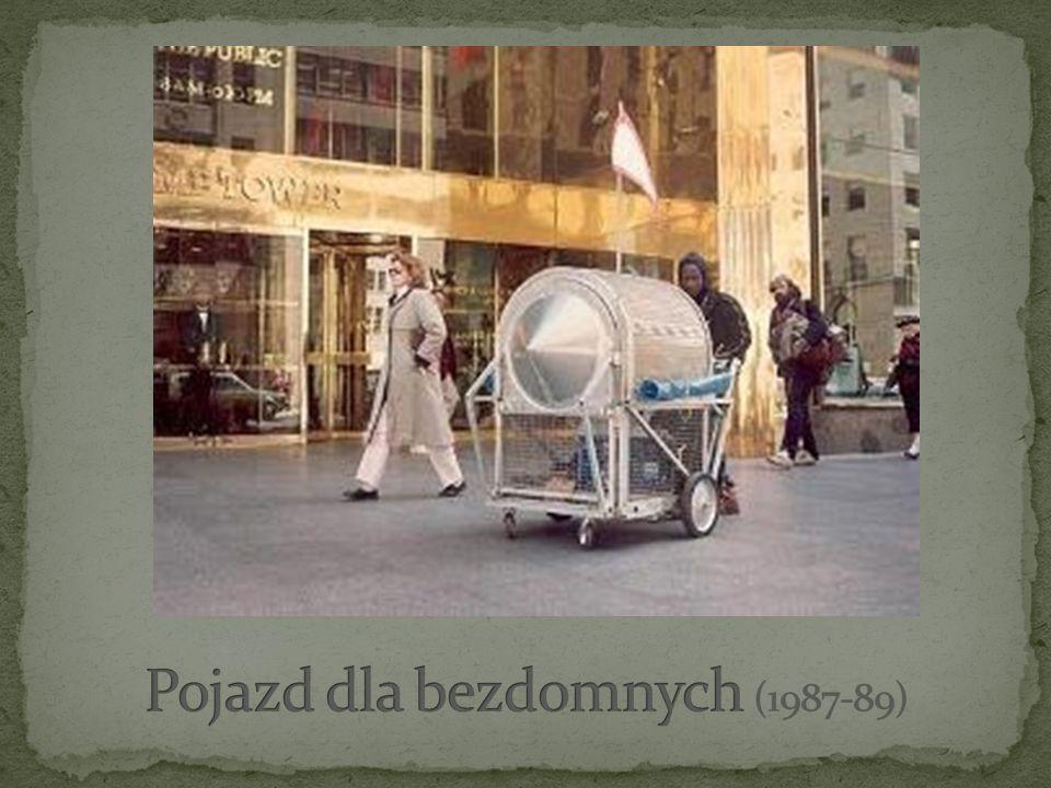 Pojazd dla bezdomnych (1987-89)