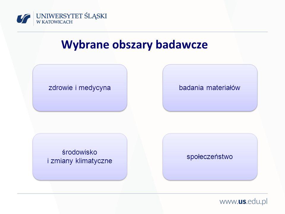 Wybrane obszary badawcze