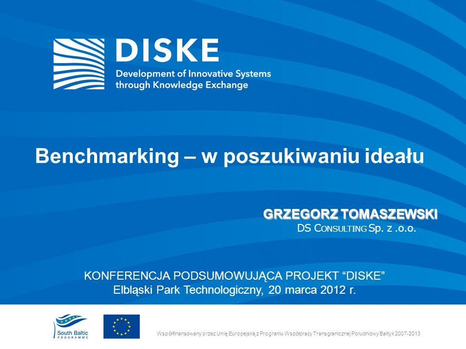 Grzegorz Tomaszewski DS Consulting Sp. z .o.o.
