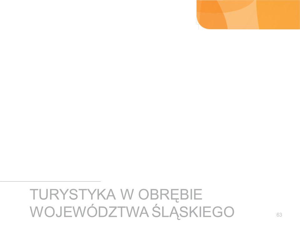 Turystyka w obrębie województwa śląskiego