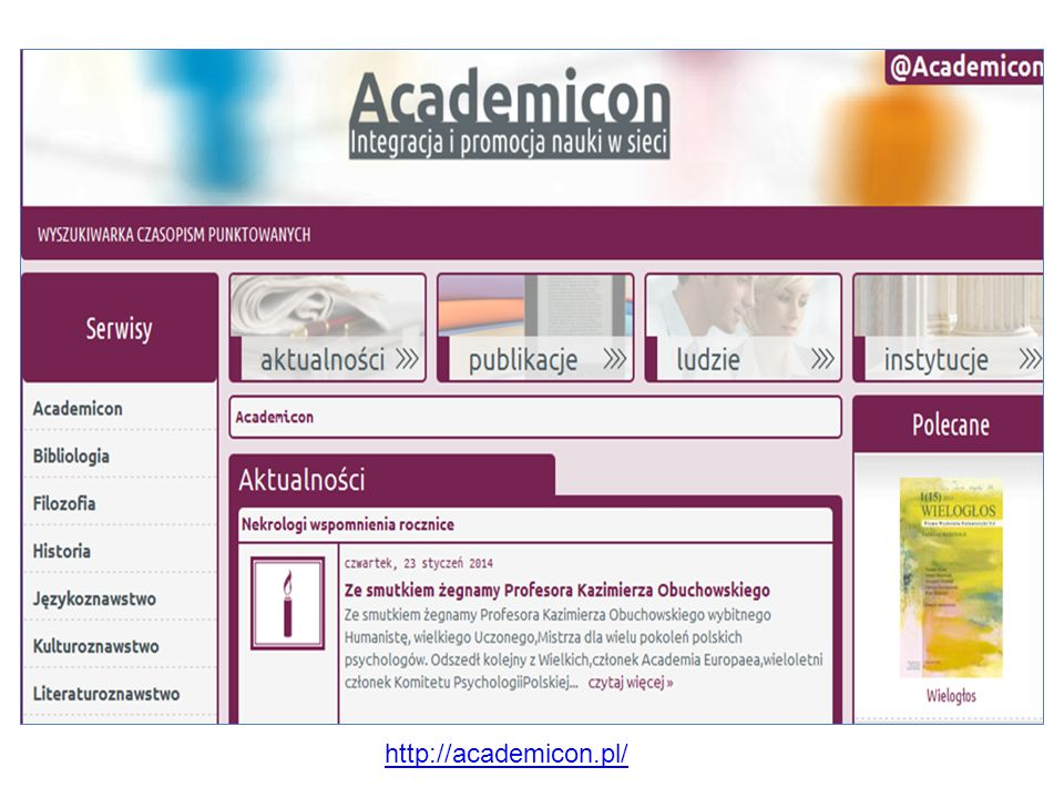 http://academicon.pl/