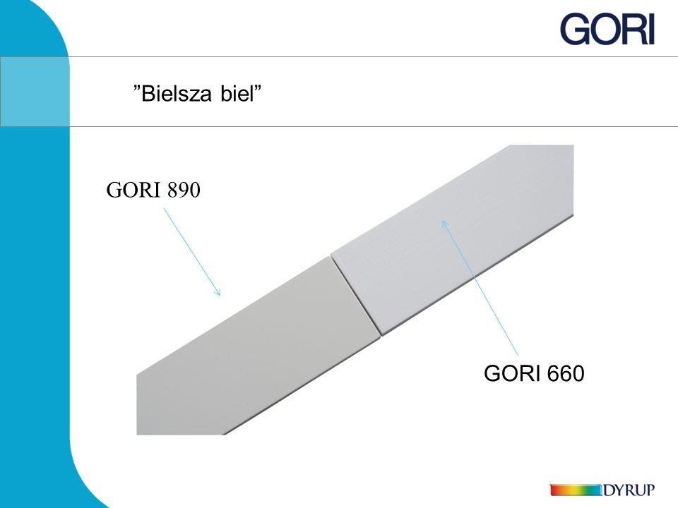 Bielsza biel GORI 890 GORI 660