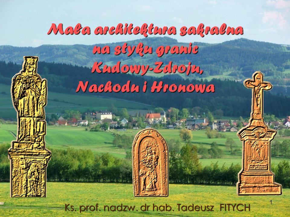 Ks. prof. nadzw. dr hab. Tadeusz FITYCH
