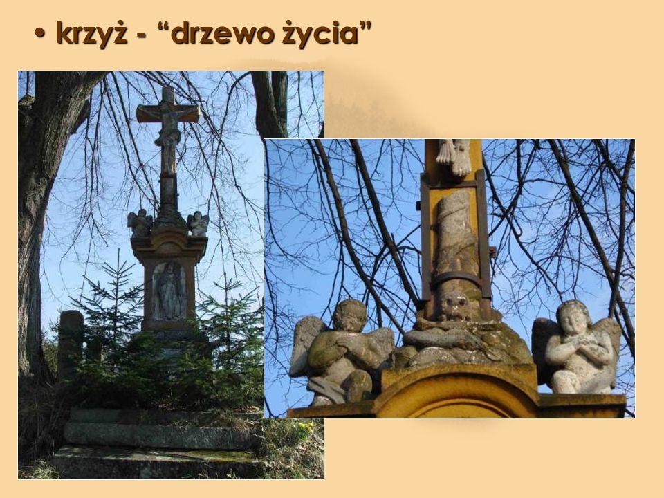 krzyż - drzewo życia
