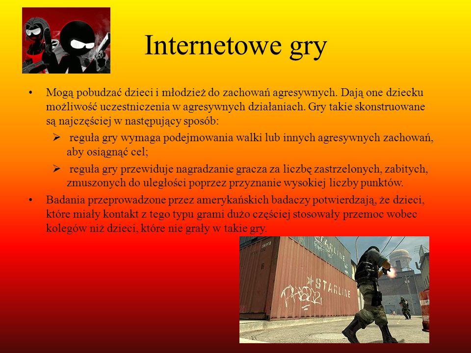Internetowe gry
