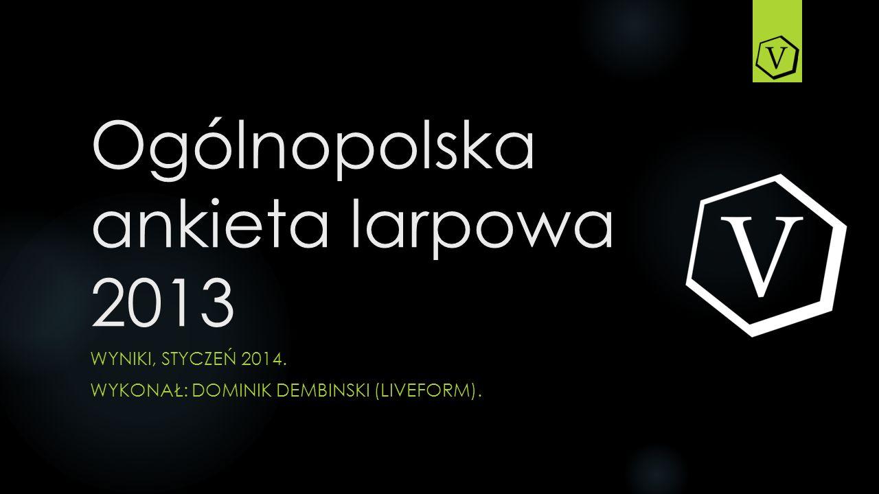 Ogólnopolska ankieta larpowa 2013