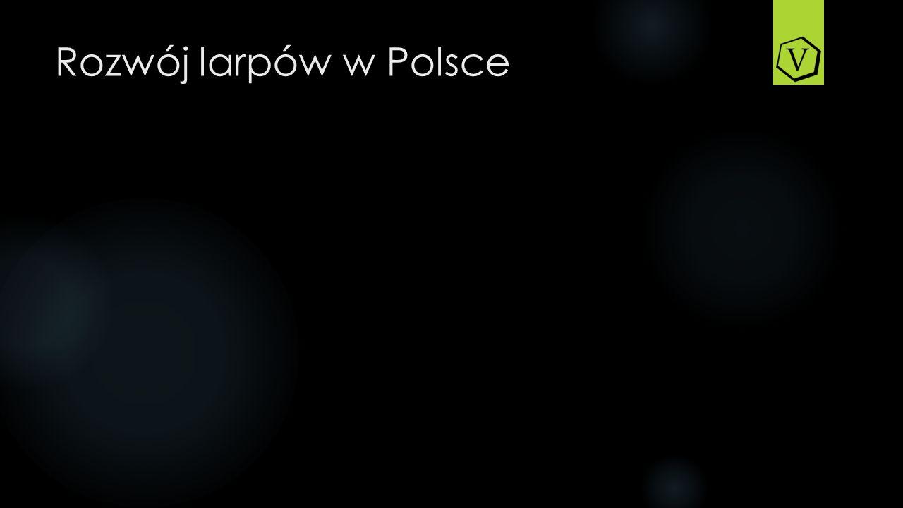 Rozwój larpów w Polsce