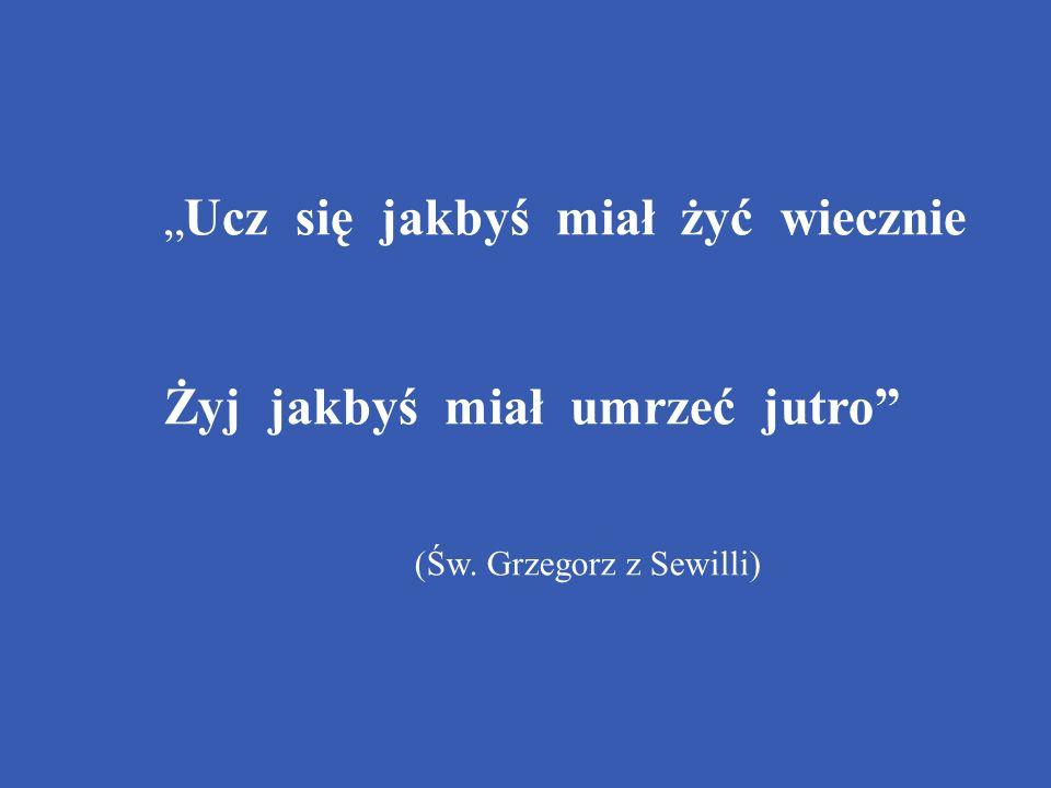 (Św. Grzegorz z Sewilli)
