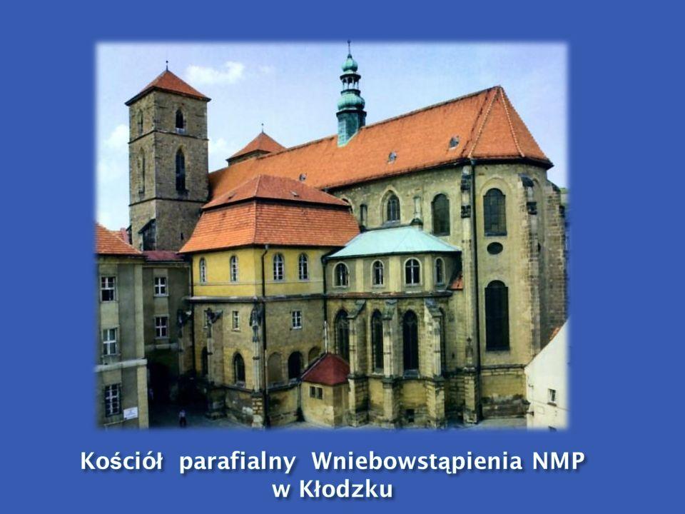 Kościół parafialny Wniebowstąpienia NMP w Kłodzku