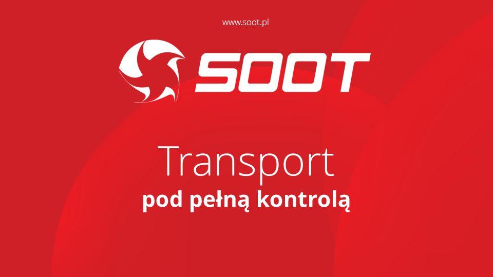 www.soot.pl Transport pod pełną kontrolą
