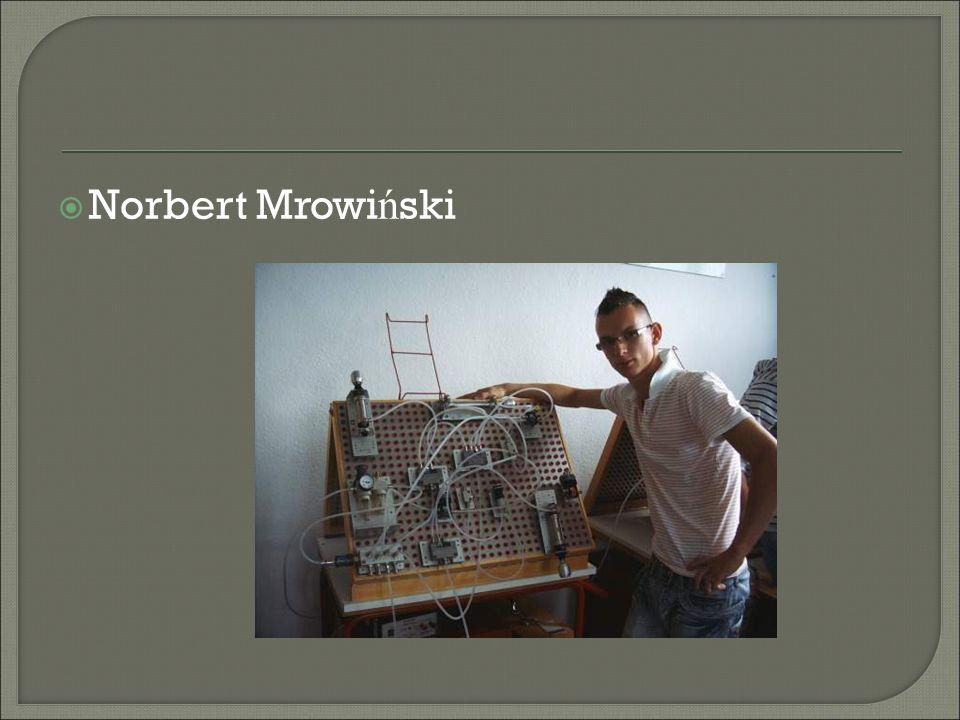 Norbert Mrowiński