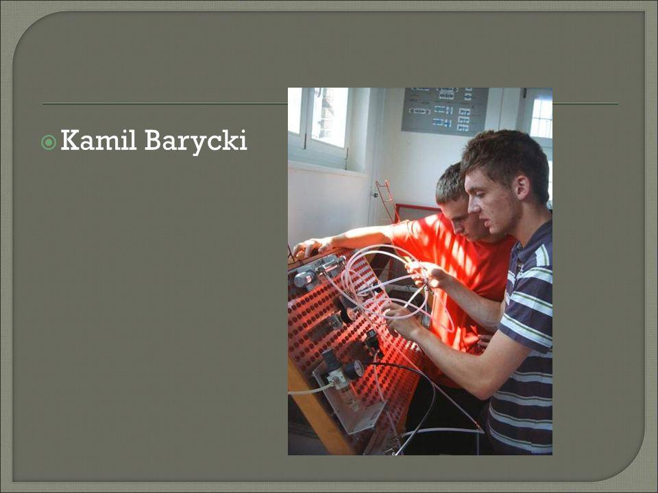 Kamil Barycki