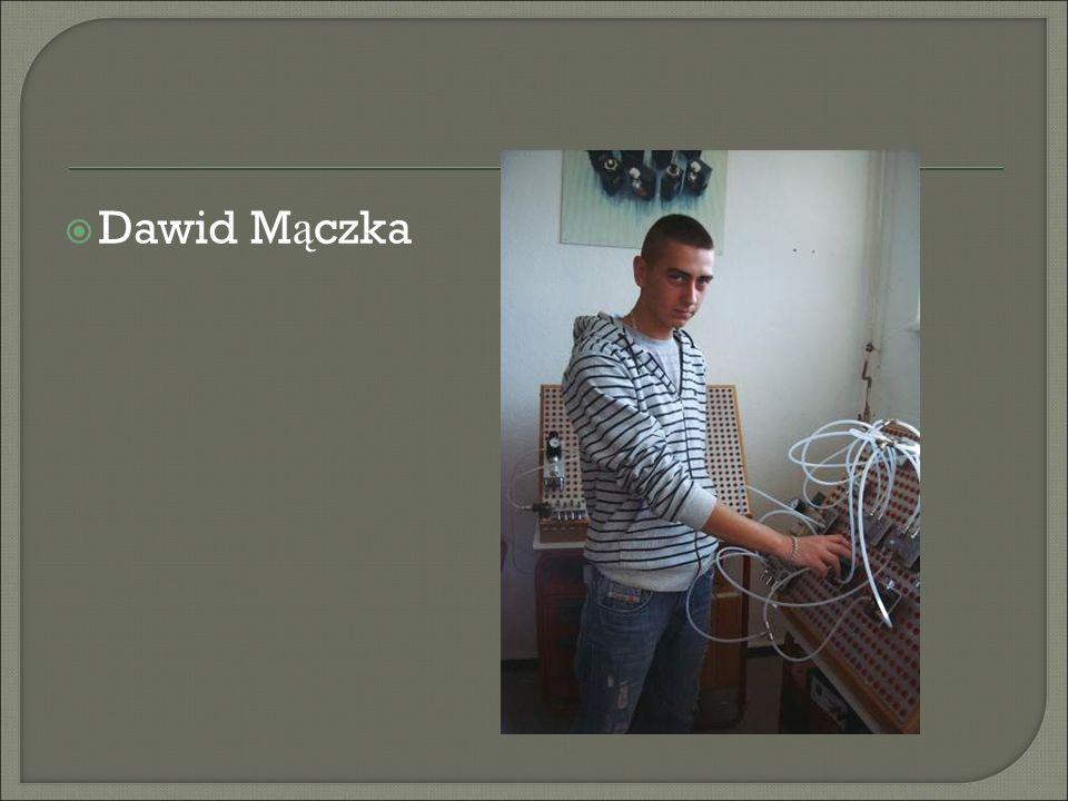 Dawid Mączka